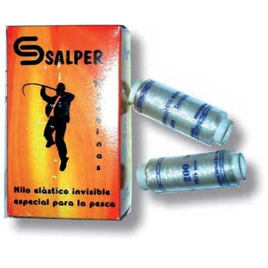 [해외]SALPER Lycra Special 200 m 8137932776 Trasnparente