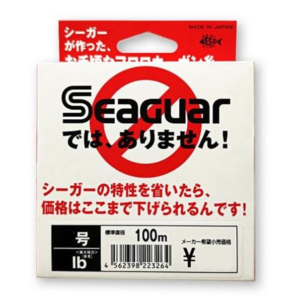 [해외]SEAGUAR Dewa Arimasen 100 m 8137955566 Transparent