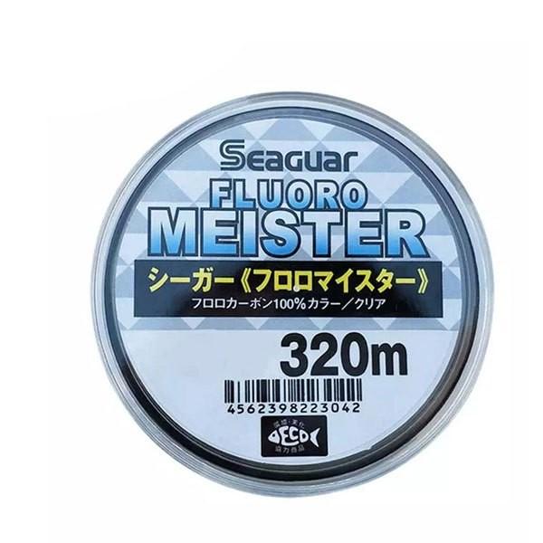 [해외]SEAGUAR Fluoro Meister 320 m 8137955567 Transparent