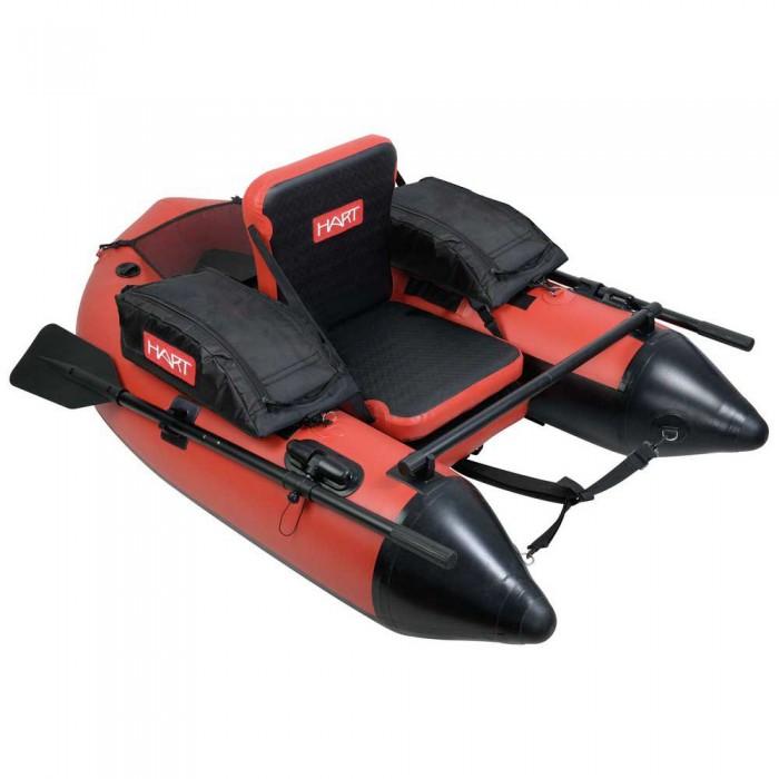 [해외]HART Sikkario X-Black 8137901109 Black / Red