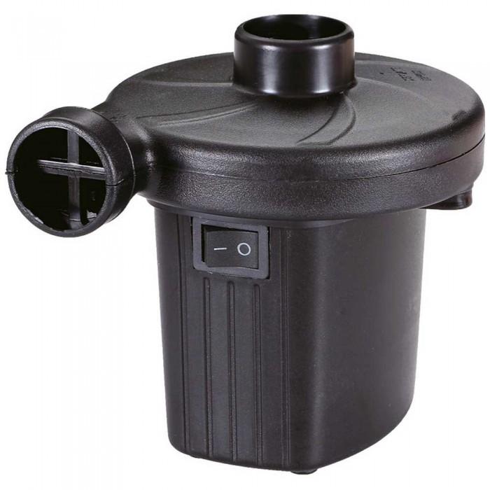 [해외]NUOVA RADE Electric Double Action Air Pump 12V 8137937699 Black