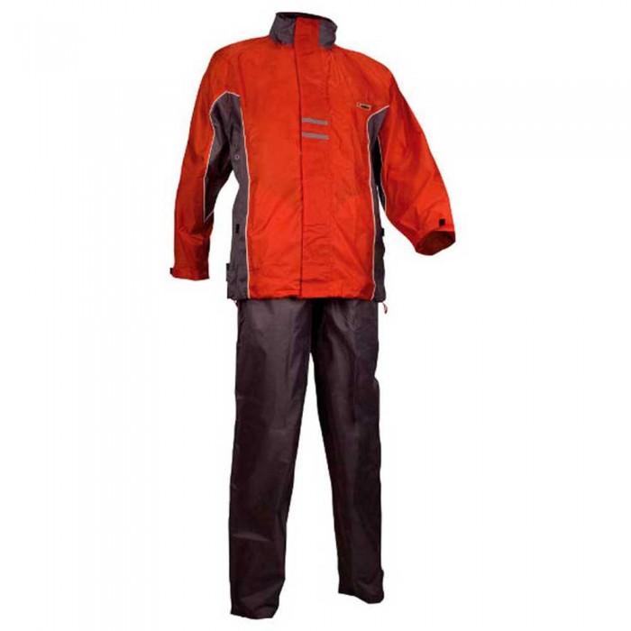 [해외]KRF Rain 8137923621 Orange / Grey