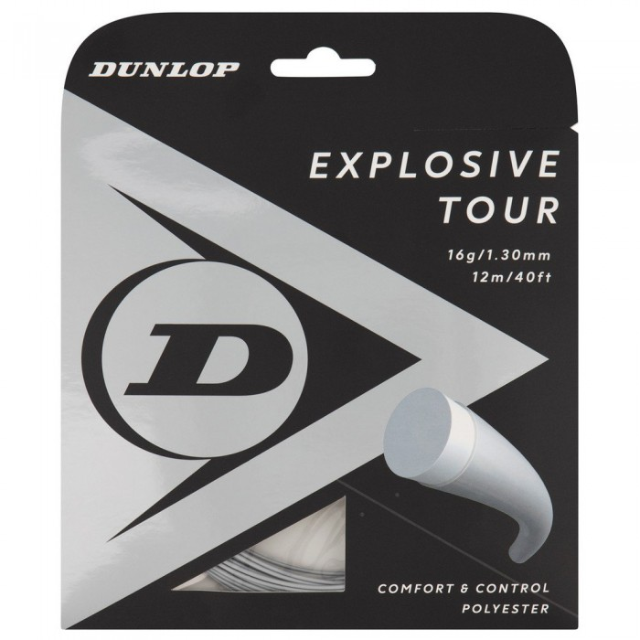 [해외]던롭 Explosive Tour Polyester 12 m 12137959911 Silver