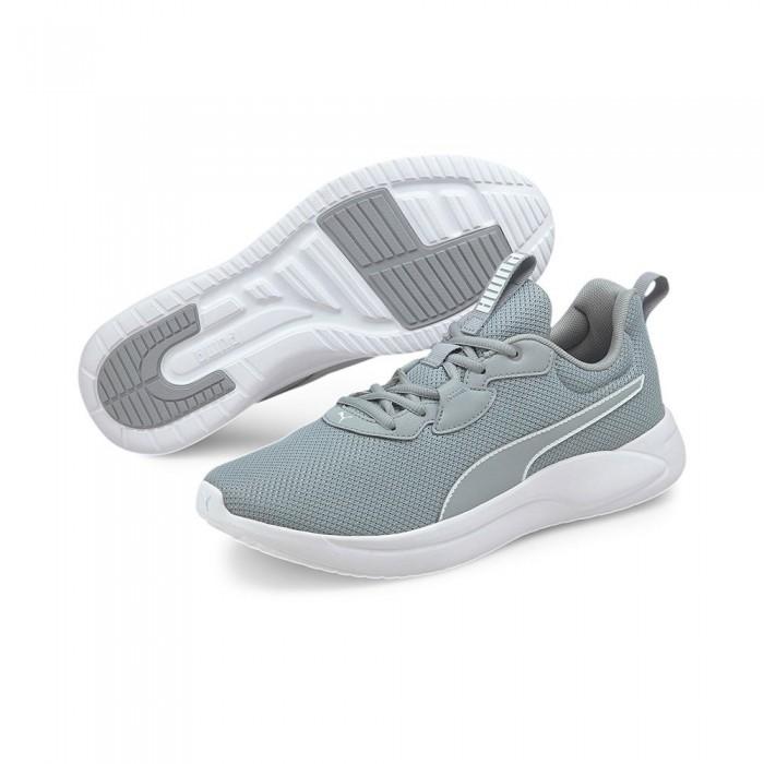 [해외]푸마 Resolve 6137919743 Quarry / Puma White