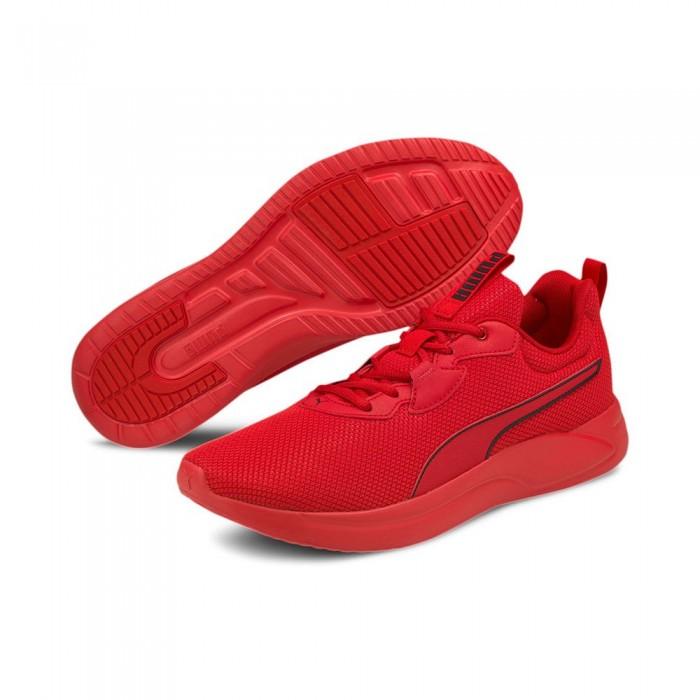 [해외]푸마 Resolve 6137919744 High Risk Red / Puma Black