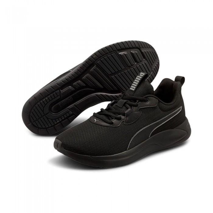 [해외]푸마 Resolve 6137919745 Puma Black / Castlerock