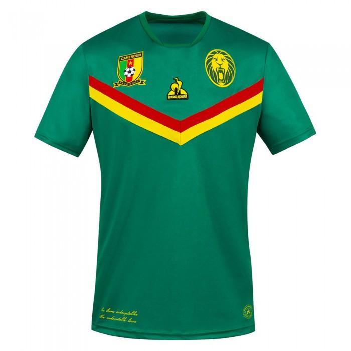 [해외]르꼬끄 Cameroon Pro 2021 3137944282 Green Drill