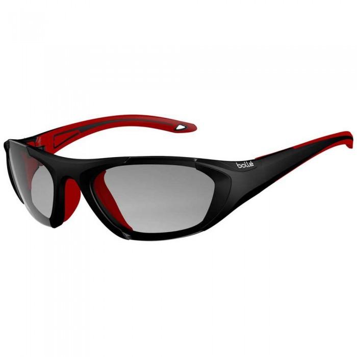 [해외]볼레 Field Photochromic Squash Glasses 12137968413 Matte Black / Red