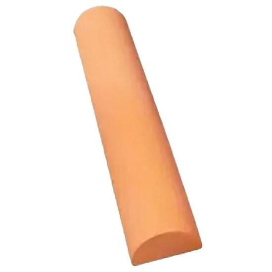 [해외]SOFTEE Half-Cylinder Pilates Deluxe 90 cm 7137984005 Coral