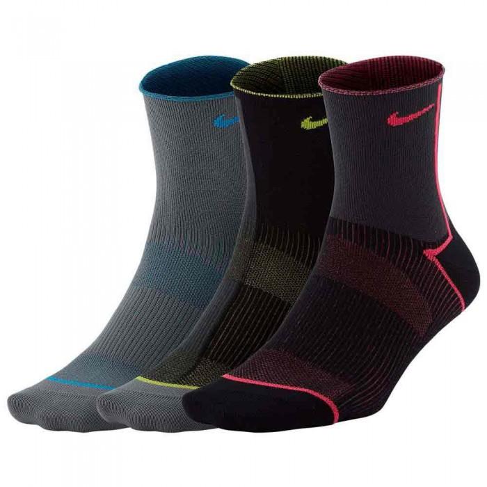 [해외]나이키 Everyday Plus Lightweight 3 Pairs Socks 7137982088 Multi / Color