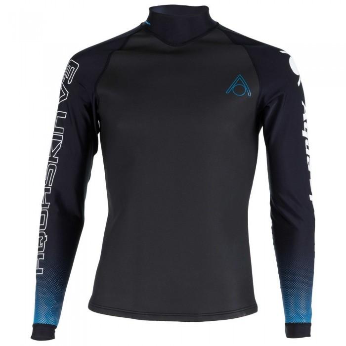 [해외]아쿠아스피어 Aquaskin V3 6137941263 Black / Turquoise