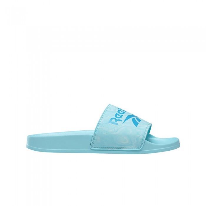[해외]리복 Fulgere Flip Flops 6137939028 Digital Glow / Radiant Aqua / Chalk Blue