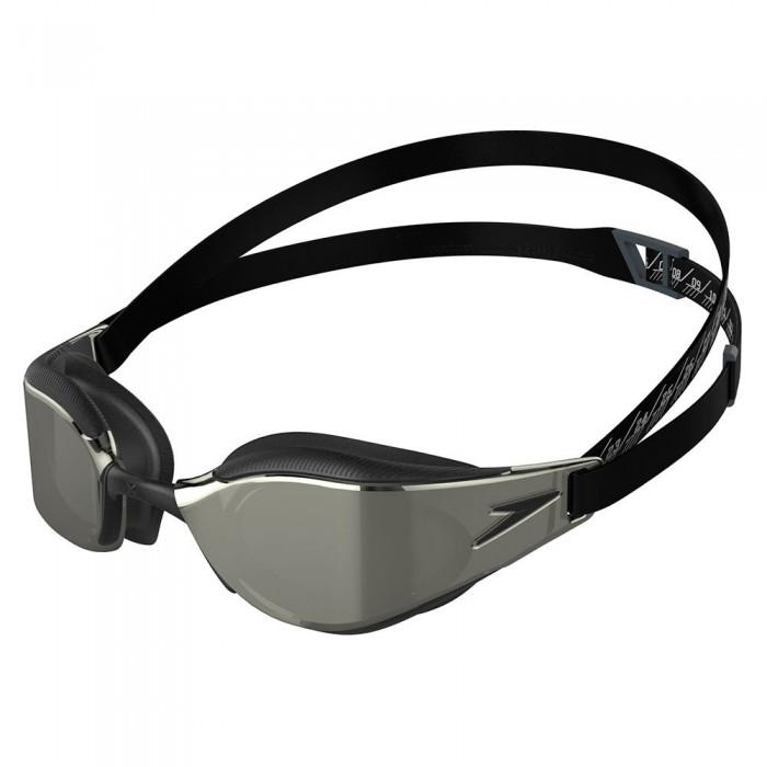 [해외]스피도 Fastskin Hyper Elite Mirrored 6137927458 Black / Oxid Grey / Chrome