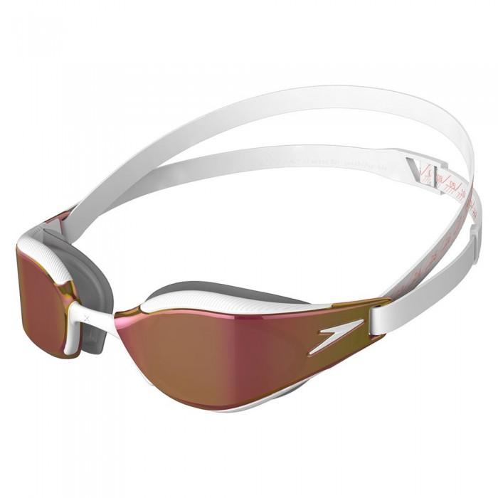 [해외]스피도 Fastskin Hyper Elite Mirrored 6137927461 White / Oxid Grey / Rose Gold