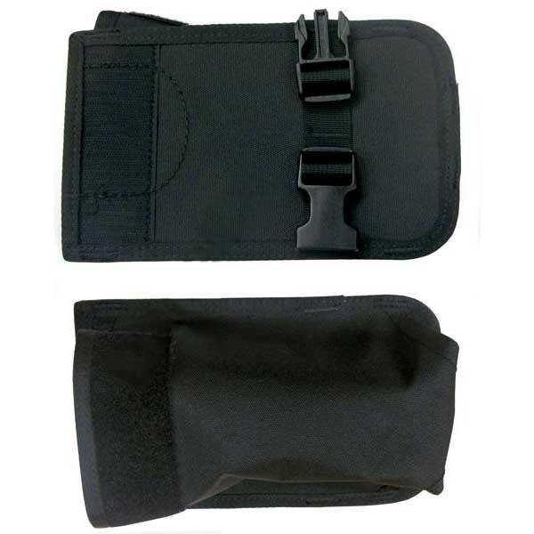 [해외]아쿠아렁 Weight Pocket SureLock II Kit Wave BCD 1013524 Black