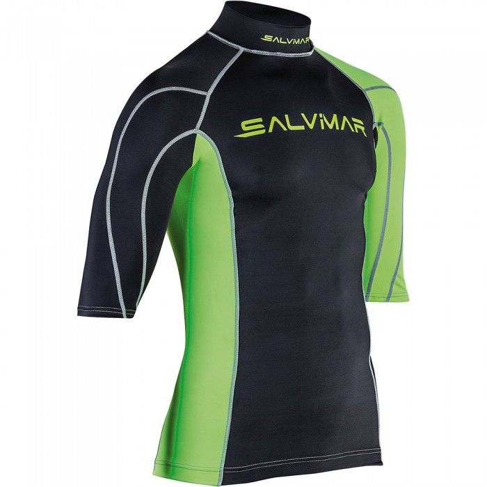 [해외]살비마 Rash Guard 10137991888 Black