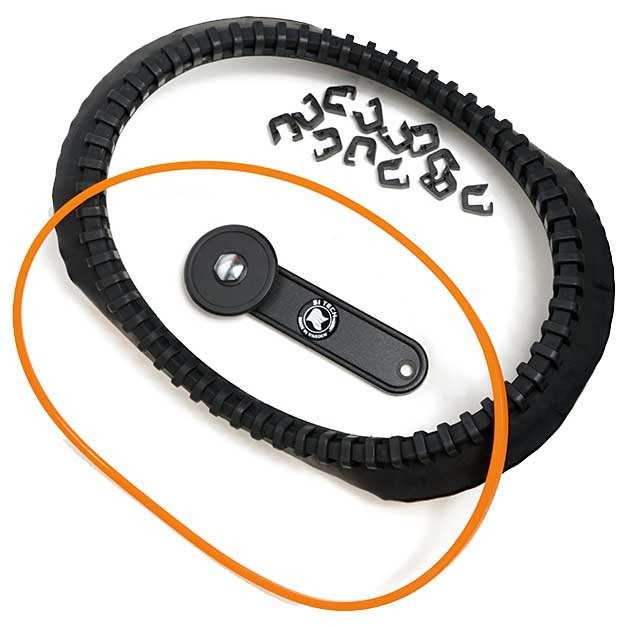 [해외]SI-TECH Orust Interchangeable Neck Set 10137963777 Black