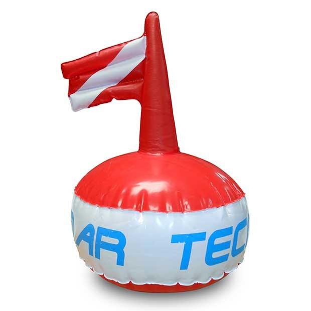 [해외]TECNOMAR Round Signal Float 10137963783 Red