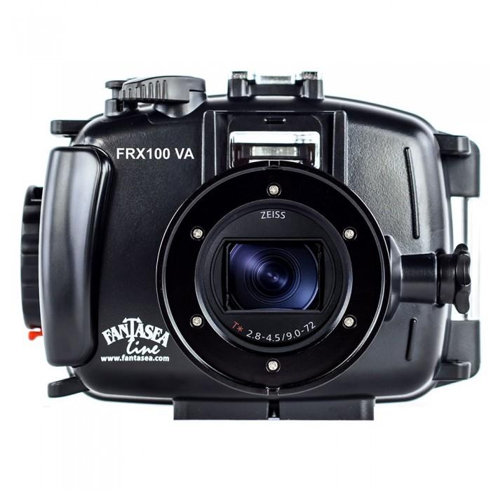 [해외]FANTASEA LINE FRX100 VA R Housing For Sony RX100 III/IV/V/VA 10137903008 Black