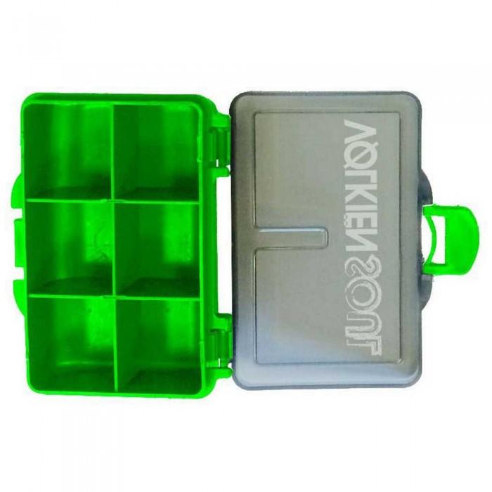 [해외]VOLKIEN SOUL Small Box 4 Compartments 8137802271 Green