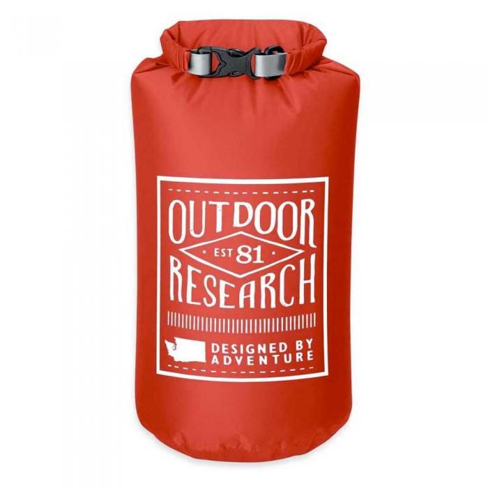 [해외]아웃도어 리서치 Retro Dry Sack 5L 8136047671 Hot Sauce