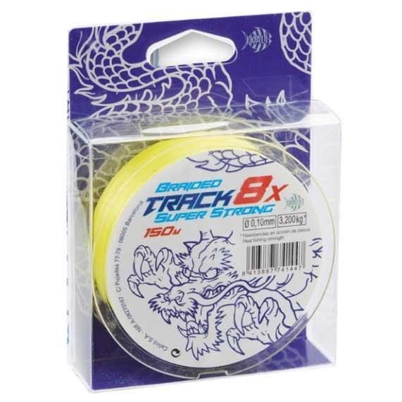 [해외]KALI KUNNAN Track 8X 150 m 8137873138 Yellow