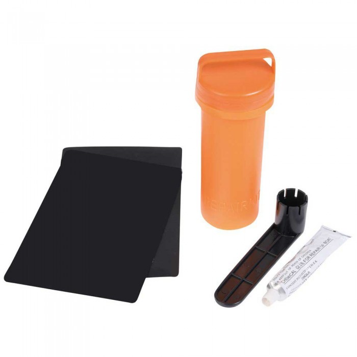 [해외]HART PVC Float Tube Repair Kit 8137901108 Black