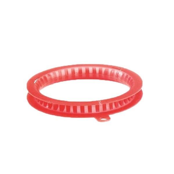 [해외]EVIA Circular Plastic 8137814810 Red