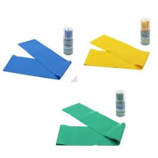 [해외]SOFTEE Latex Band Set 7137833366 Multicolour
