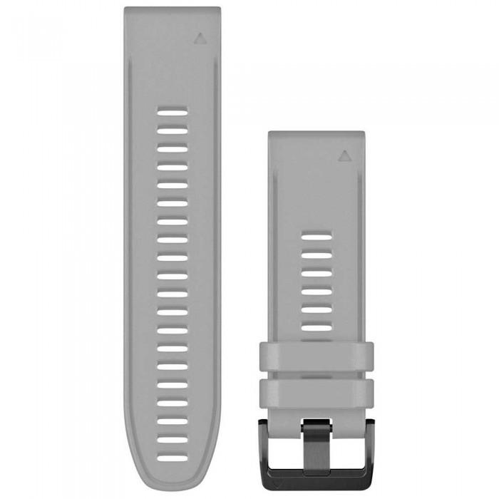 [해외]가민 QuickFit 26 Silicone Strap 7137988291 Powder Grey