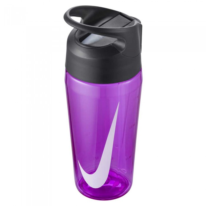 [해외]나이키 ACCESSORIES Hypercharge With Straw 475ml 6137636024 Purple / White