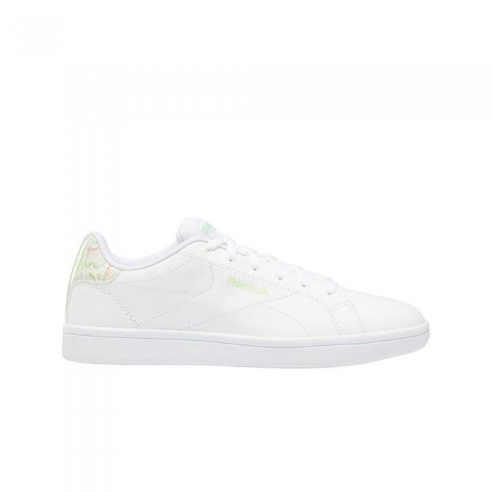[해외]리복 Royal Complete Clean 2 6137939015 White / Semi Neon Mint / White