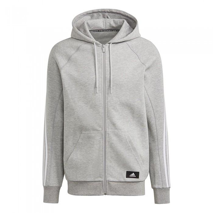 [해외]아디다스 Sportswear 3 Stripes 6137926939 Medium Grey Heather