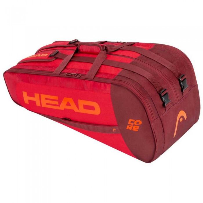 [해외]헤드 RACKET Core Supercombi 12137933741 Red / Red