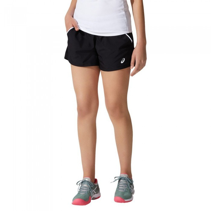 [해외]아식스 Court Short Pants 12137910049 Performance Black