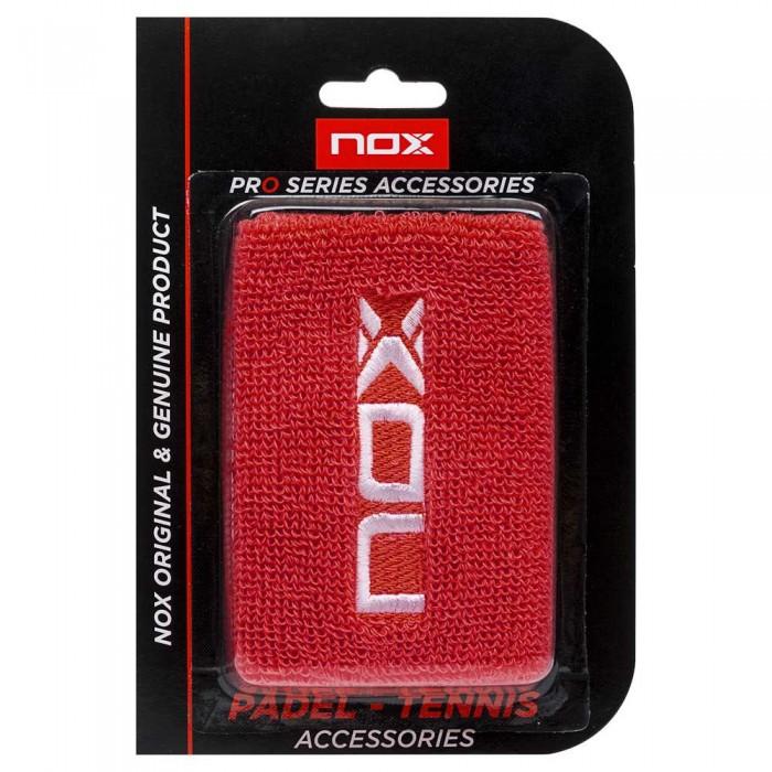 [해외]NOX Logo 2 Units 12137021882 Red / White