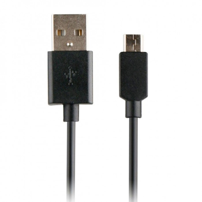[해외]MYWAY USB Cable To Micro USB 1A 1m 6137550952 Black
