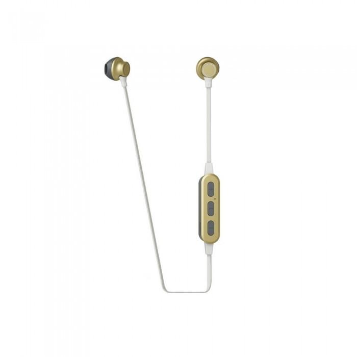 [해외]MUVIT M2B Stereo Wireless Headphones 6137552713 Gold