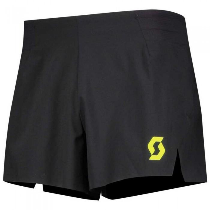 [해외]스캇 RC Run Split 6137950850 Black / Yellow