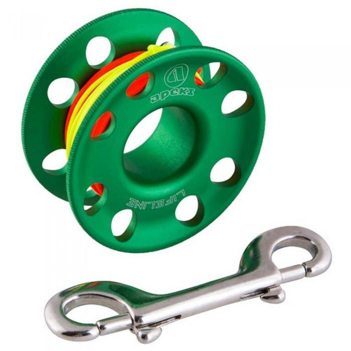 [해외]아펙스 Lifeline 30 m 10137980845 Green / Bright Orange