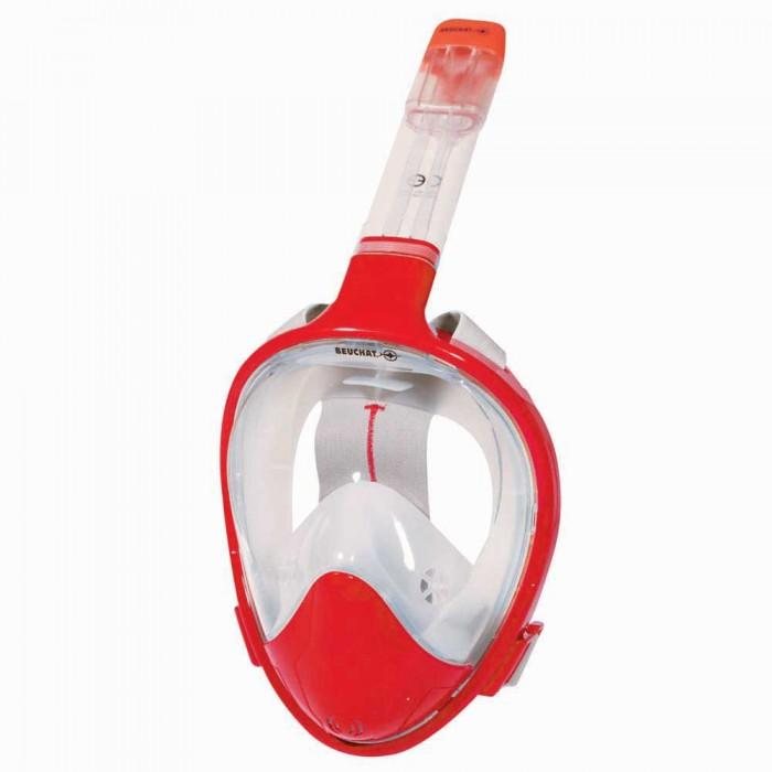 [해외]부샤 Smile Snorkelling Mask 10137861708 Red