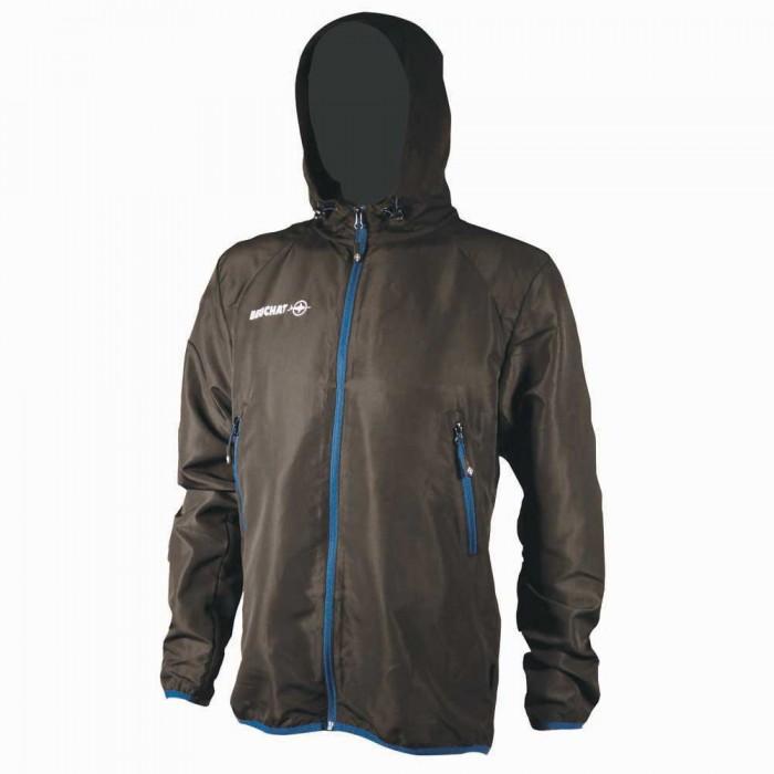 [해외]부샤 Waterwear Windproof 10137861749 Black / Blue Deep