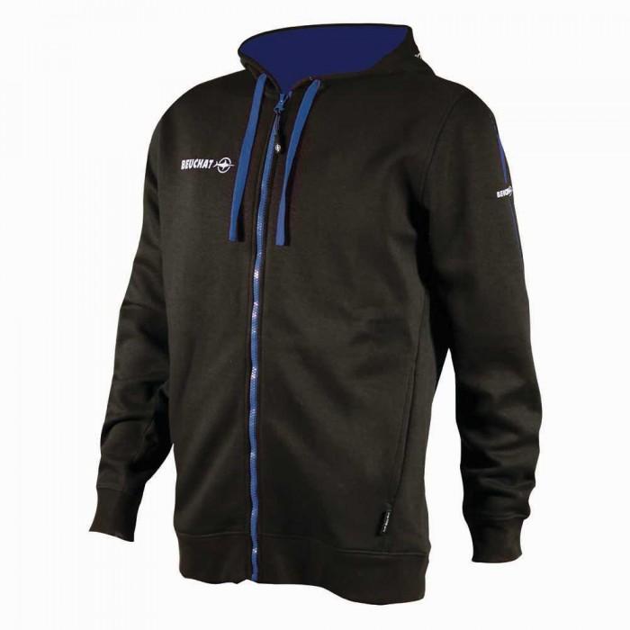 [해외]부샤 Logo 10137861745 Black / Blue Deep