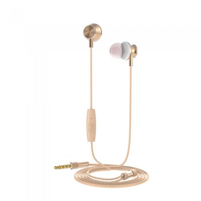 [해외]MUVIT M1I Stereo 3.5 mm Headphones 7137552779 Gold