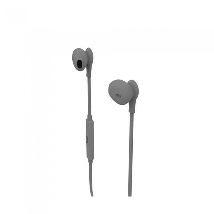 [해외]MUVIT M1C Stereo 3.5 mm Headphones 7137552782 Grey