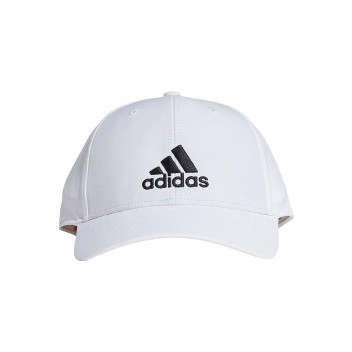 [해외]아디다스 Lightweight Embroidered 7137894392 White / White / Black