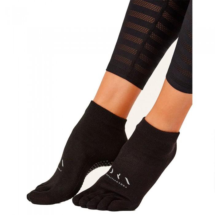 [해외]BORN LIVING YOGA Socks 7137998498 Black