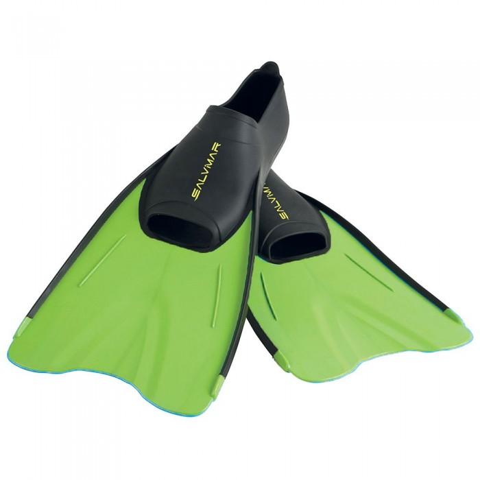 [해외]살비마 Training Swimming Fins 6137988780 Green