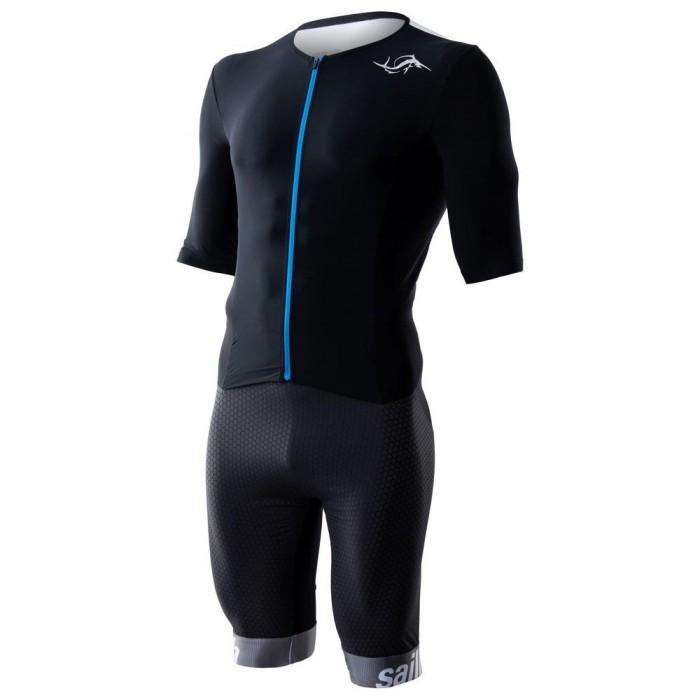 [해외]SAILFISH Aerosuit Pro 6137479411 Black / Blue