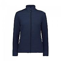 [해외]CMP Jacket 4138011128 Blue Melange